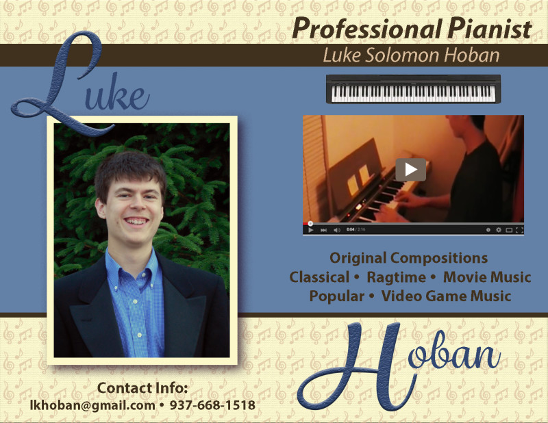 Luke Piano Ad